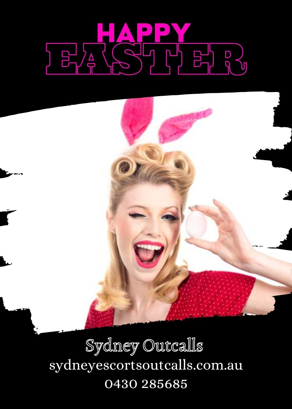 sydney outcalls with easter